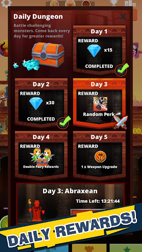 Tap Titans screenshot 12