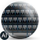 Theme for A.I.type Frame Blue icon