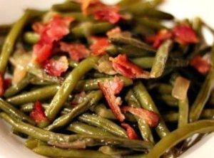 Southern-style Green Beans Recipe