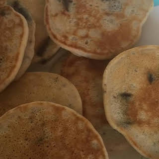 Rice Flour Pancakes.