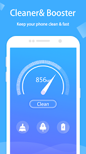 Cleaner - Free RAM, Junk Clean & Speed Booster - náhled