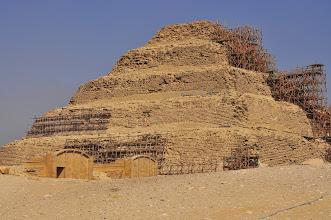 Photo: Saqqara Step Pyramid