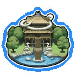 資材採集 大蛇の神殿で資材を集める