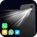 Flash on Call & SMS: Flash Alerts Notifier Torch icon