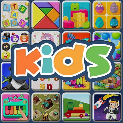 Pefino Kids Games