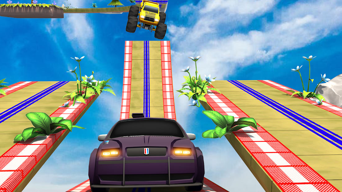 Hill Car Driving Simulator