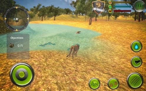 Ultimate Lion Hunting 3D 2018 - náhled