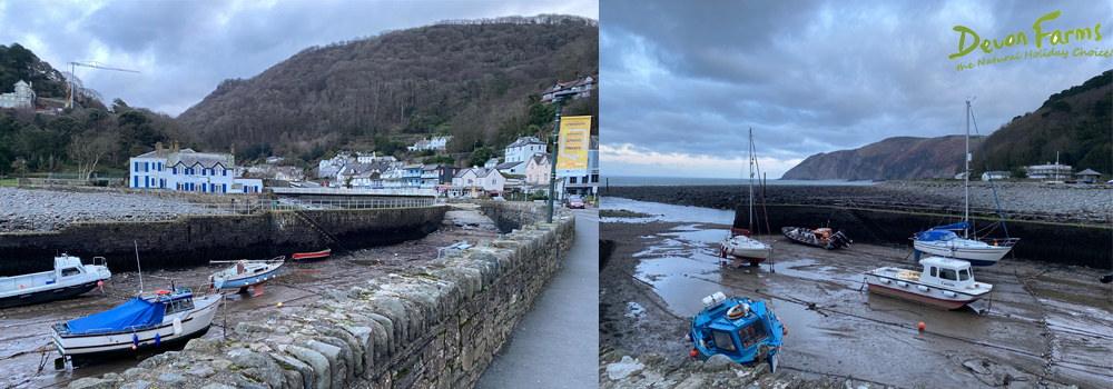 Get outdoors and explore Lynton and Lynmouth in Exmoor, North Devon while on holiday with Devon Farm Holidays.