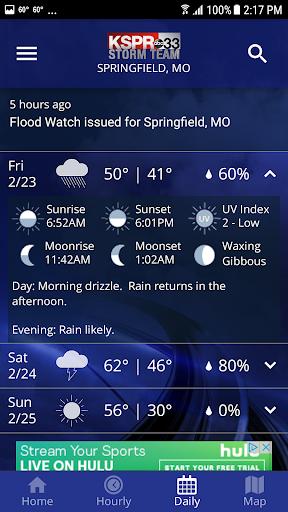 KSPR Weather  screenshots 3
