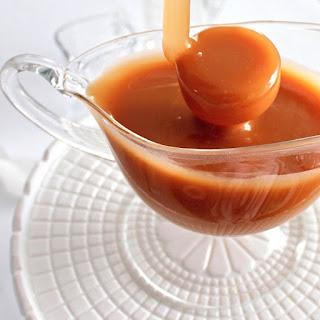 Oh So Delicious Creamy Caramel Sauce