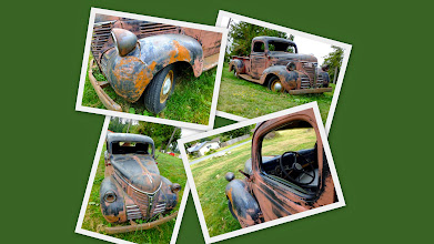 Photo: This old truck was so photogenic.