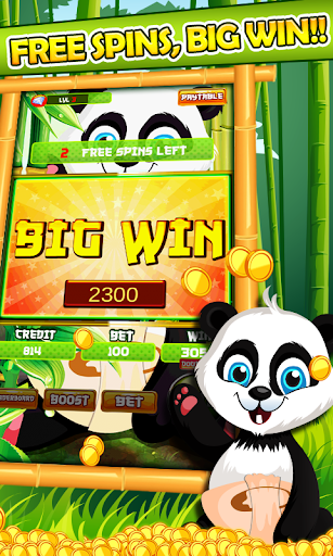 Slot Machine: Panda Slots 2.1 screenshots 2