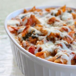 Penne Pasta And Chicken With Vegetables Recipes