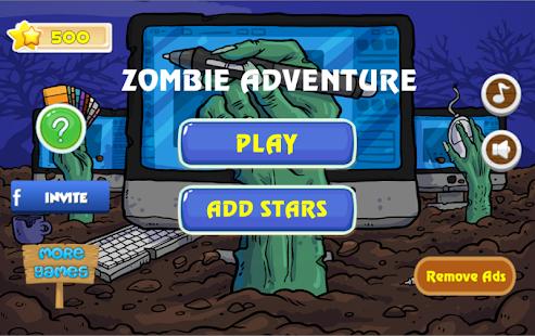 Download Zombie Adventure : Fury Of War For PC Windows and Mac apk screenshot 1