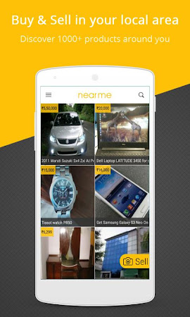 nearme – Buy and Sell locally 1.21 screenshot 2092445