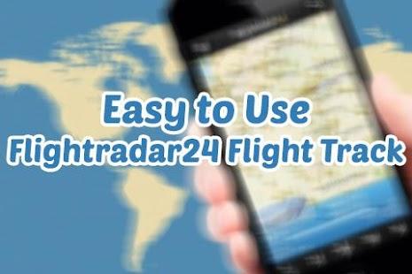 Программа для андроид flightradar24