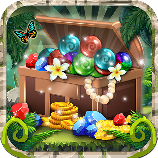 Bubble Burst Fever - Jungle Treasure Journey Android APK Download Free By Bubble Quest & Free Bubble Pop By Difference Games