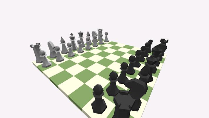 Chess 3D Multiplayer - screenshot