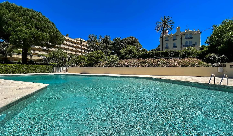 Appartement avec terrasse et piscine Juan les pins