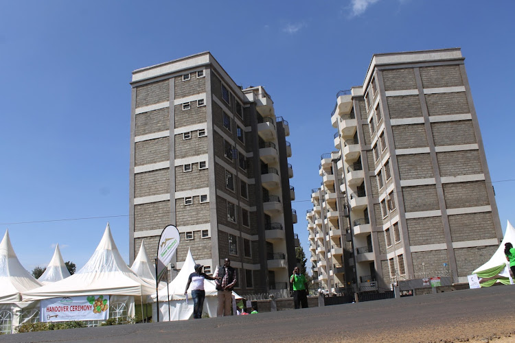 Kitisuru View Apartments, built through Equity model by Heri Homes Ltd.
