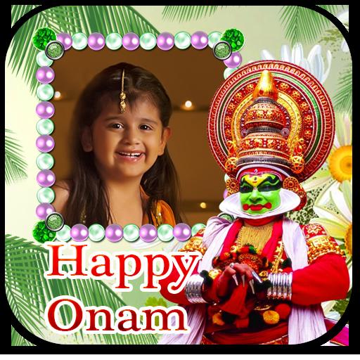 Happy Onam Photo Frames 2017