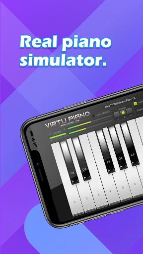 Piano Keyboard screenshot 1