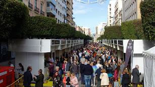 Sabores Almería está convirtiendo el Paseo en el epicentro de la agroalimentación.