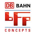 bfp concepts Deutsche Bahn icon