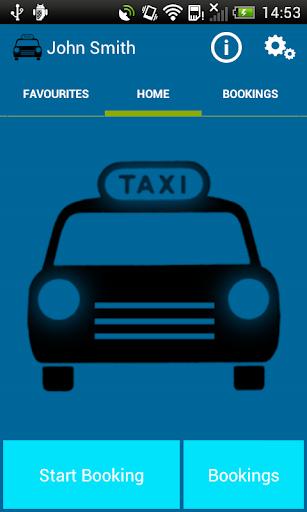 Blueline Taxis Barnsley Ltd