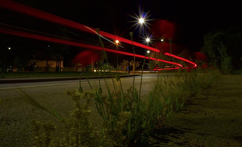 Rosso di sera, per strada si spera di Nickthepic