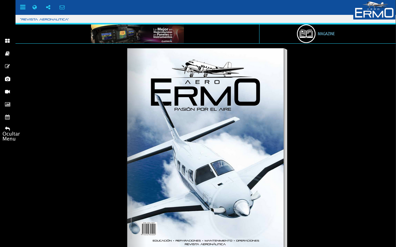 Aeroermo- screenshot