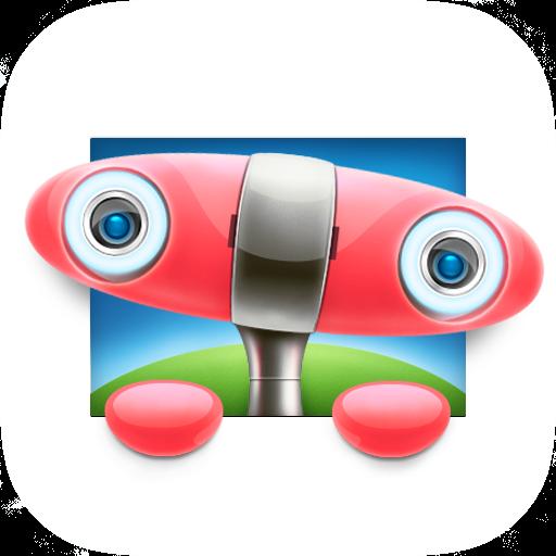 Webka: Photo Frames Editor 攝影 LOGO-玩APPs