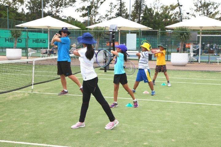 UQ Sport Kids in Brisbane
