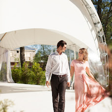 Wedding photographer Evgeniya Bulgakova (evgenijabu). Photo of 19.05.2016