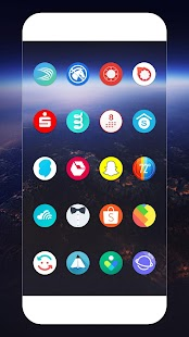 O Icon Pack Screenshot