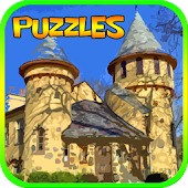 Jigsaw puzzles castles