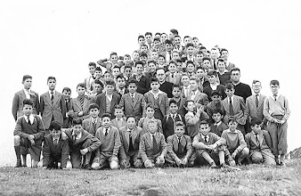Photo: Curso 1956-57