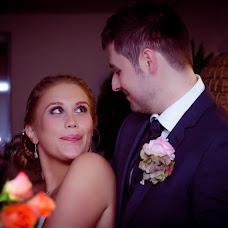 Wedding photographer Maksim Kolesnikov (maksimkolesnikov). Photo of 15.10.2017