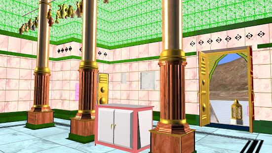 Kaaba 3D - náhled