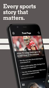 The Athletic: Sports News, Stories, Scores & More Screenshot