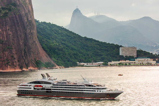 Ponant-rio3.jpg - See the natural wonders of Rio de Janeiro, Brazil, on a Ponant cruise.