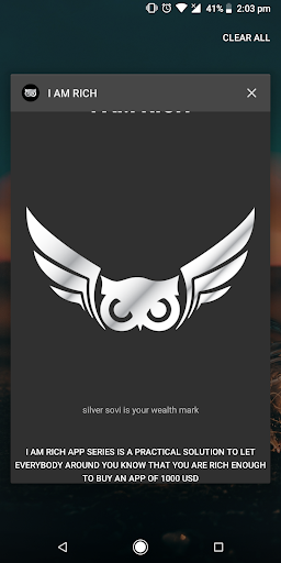 Download I AM RICH MOD APK 2
