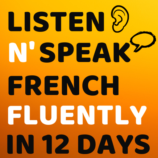 Learn French Speaking- Speak French Easily Icon