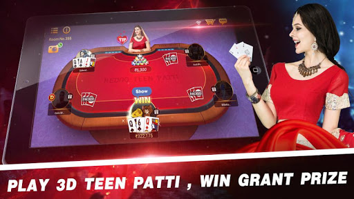 Redoo Teen Patti - Indian Poker (RTP) 3.6.4 screenshots 2