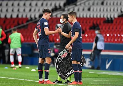 Le PSG récupère un joueur pour la Ligue des Champions