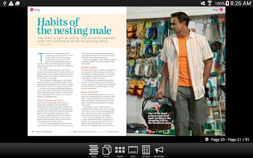 Pregnancy Magazine - screenshot thumbnail