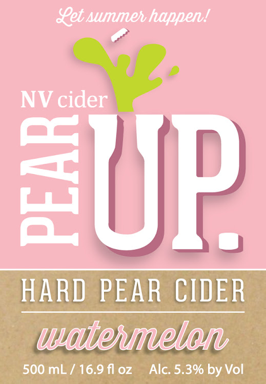 Logo of NV Cider  Watermelon Pear