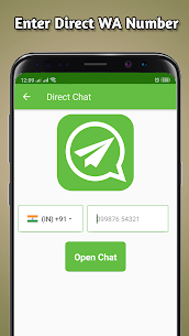 WhatsMe & Whats tool for open chat App Download For Android 3