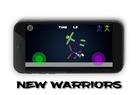 Stickman Warriors Online 1