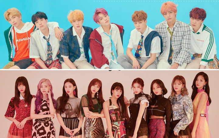 TWICE, IZ*ONE, BTS, and NCT 127 Chosen By Industry Experts as the K